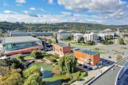MSV v Brně – plánek brněnského výstaviště