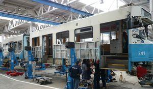 Ekova Electric opraví 65 tramvají pro Götteborg