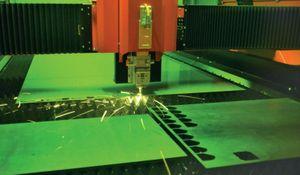 Hiwin se prosazuje v oblasti řezacích strojů i v robotice