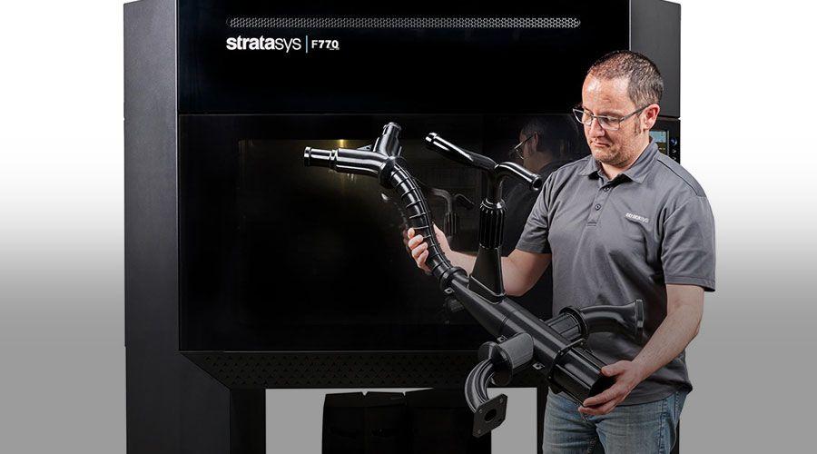 3 nové tiskárny od Stratasys: 3 kroky k průmyslové výrobě 3D tiskem