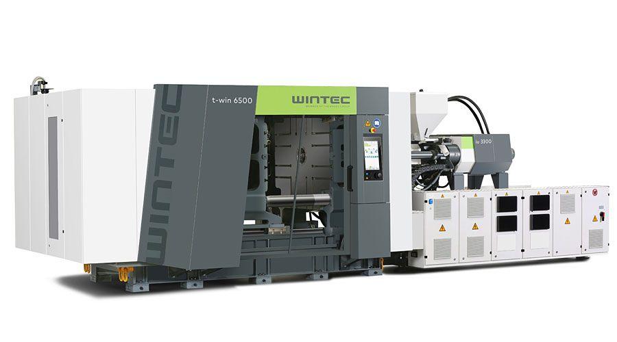 Velké vstřikovací lisy WINTEC jsou nyní dostupné i v Evropě