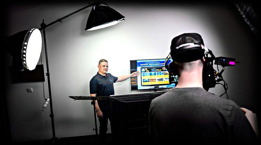 Obrazem: Jak jsme natáčeli webinář s firmou ISCAR