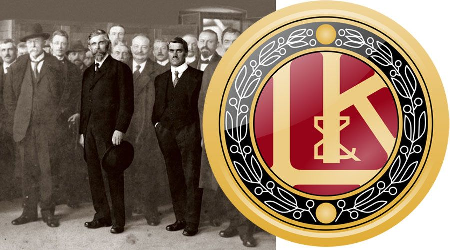 Před 125 lety byla založena firma Laurin a Klement