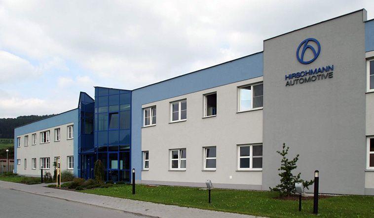 Firma Hirschmann Czech postaví druhou výrobní halu