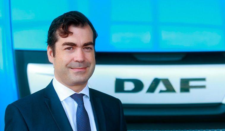 Novým ředitelem DAF Trucks CZ se stal Luděk Šlajer