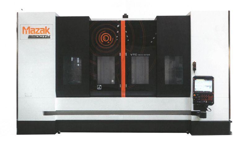 Nová CNC frézka od Mazaku ve výrobě společnosti STARTECH
