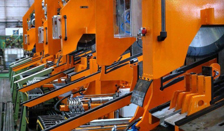 Žďas ukáže na strojírenském veletrhu v Brně inovovanou pilu na dělení trubek
