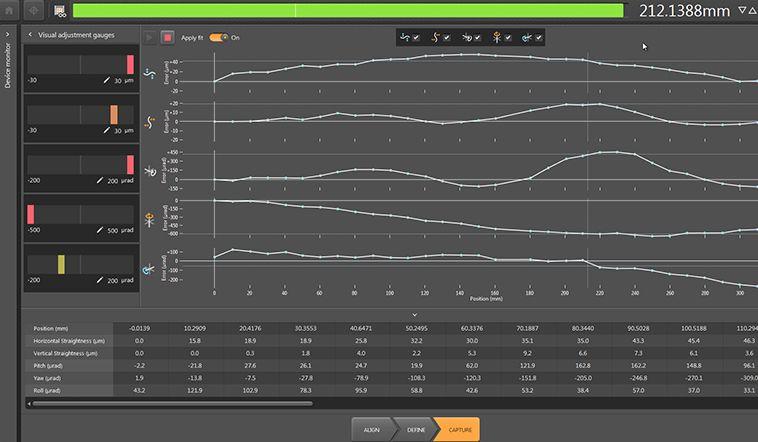 """Nový """"free-run režim"""" v softwaru CARTO 2.1 rozšiřuje funkčnost XM-60"""