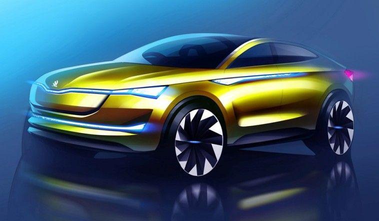 Škoda Auto bude od roku 2020 vyrábět vozy s čistě elektrickým pohonem