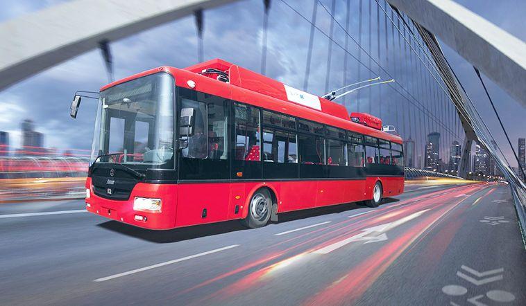 Škoda Electric dodá do Hradce Králové devět trolejbusů